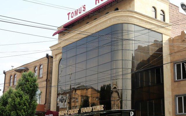 Отель Бутик-Отель Tomu's Армения, Гюмри - отзывы, цены и фото номеров - забронировать отель Бутик-Отель Tomu's онлайн вид на фасад