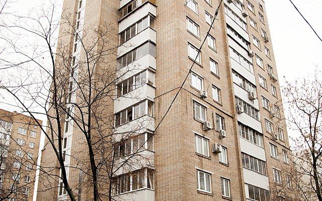 Апартаменты на Ладожской 13 вид на фасад