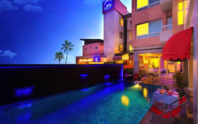 Отель Бутик-отель HOME SUITES Сьерра-Леоне, Фритаун - отзывы, цены и фото номеров - забронировать отель Бутик-отель HOME SUITES онлайн бассейн