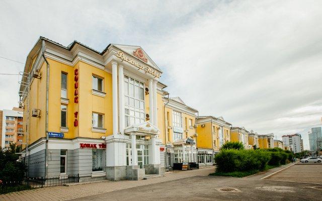 Гостиница Business Казахстан, Нур-Султан - отзывы, цены и фото номеров - забронировать гостиницу Business онлайн вид на фасад