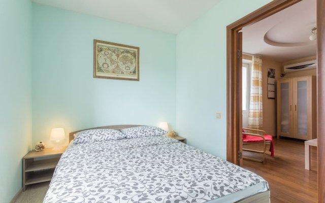 Апартаменты K. City комната для гостей