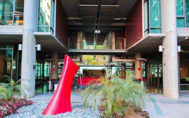 Отель Corporate Suites in Downtown LA near Staples Center США, Лос-Анджелес - отзывы, цены и фото номеров - забронировать отель Corporate Suites in Downtown LA near Staples Center онлайн вид на фасад