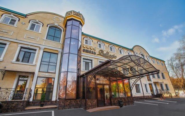 Гостиница Bellagio вид на фасад