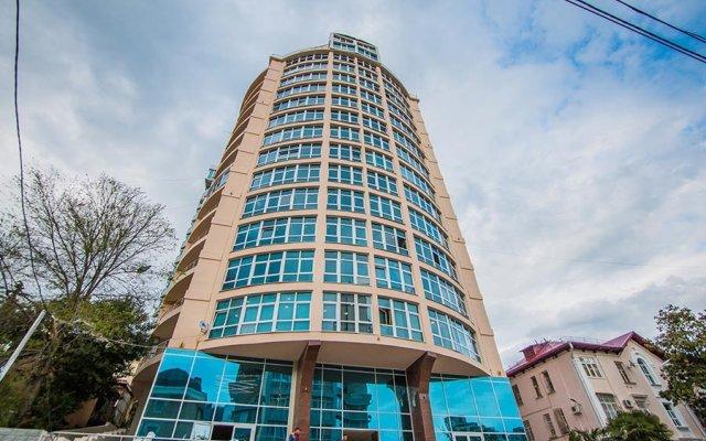 Гостиница Нагорная 16 в Сочи отзывы, цены и фото номеров - забронировать гостиницу Нагорная 16 онлайн вид на фасад