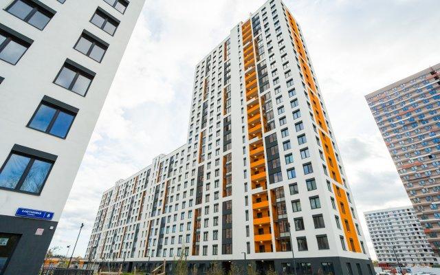 Гостиница Malevich new studio 4 в Одинцово отзывы, цены и фото номеров - забронировать гостиницу Malevich new studio 4 онлайн вид на фасад