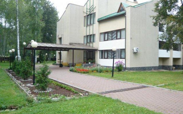 Гостиница Лесная