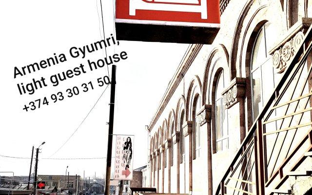 Отель Хостел Light guest house Армения, Гюмри - отзывы, цены и фото номеров - забронировать отель Хостел Light guest house онлайн вид на фасад