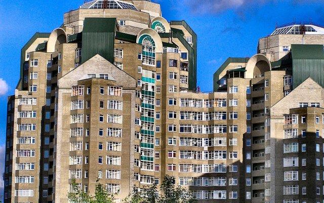 Апартаменты на Островитянова вид на фасад
