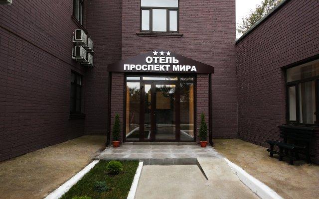 Гостиница Проспект Мира в Реутове 3 отзыва об отеле, цены и фото номеров - забронировать гостиницу Проспект Мира онлайн Реутов вид на фасад