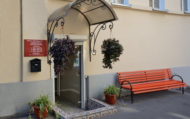Гостиница Петровка 17 в Москве - забронировать гостиницу Петровка 17, цены и фото номеров Москва вид на фасад