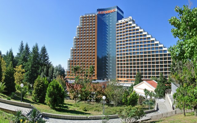 Гостиница Оздоровительный комплекс Дагомыc