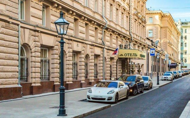 Отель Будапешт