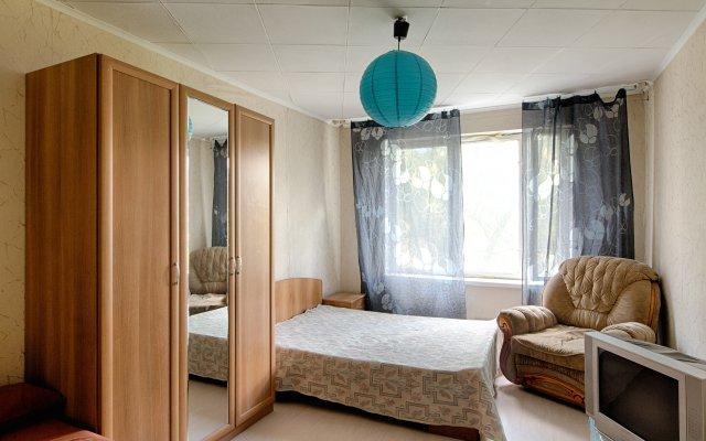 Апартаменты у метро Коломенская комната для гостей