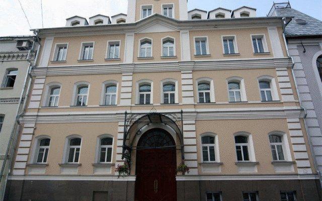 Гостиница Медея вид на фасад