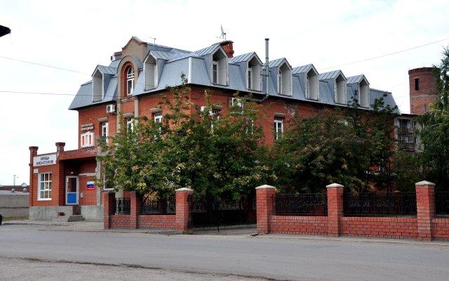 Гостиница Хостел Барнаул в Барнауле 12 отзывов об отеле, цены и фото номеров - забронировать гостиницу Хостел Барнаул онлайн вид на фасад