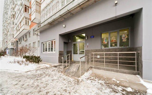 Апартаменты Варшава вид на фасад