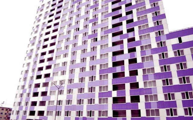Апартаменты на Павлюхина вид на фасад