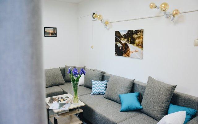 Хостел Найс Курская комната для гостей