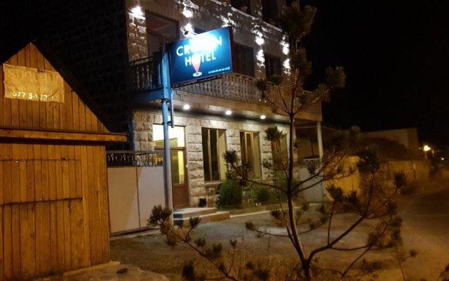 Отель Гостевой Дом Crown of Tsaghkadzor Армения, Цахкадзор - 1 отзыв об отеле, цены и фото номеров - забронировать отель Гостевой Дом Crown of Tsaghkadzor онлайн вид на фасад