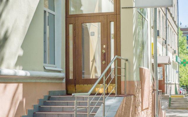 Гостиница Первомайская в Москве - забронировать гостиницу Первомайская, цены и фото номеров Москва вид на фасад