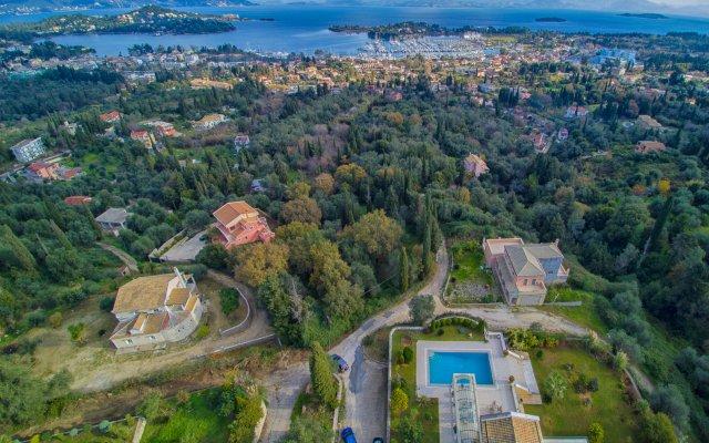 Отель Вилла Ellania Греция, Корфу - отзывы, цены и фото номеров - забронировать отель Вилла Ellania онлайн вид на фасад