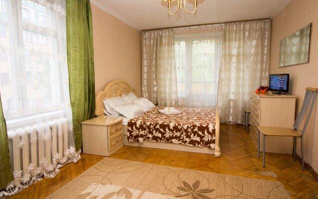 Апартаменты на Молодогвардейской 36/4 комната для гостей