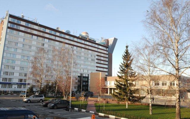 Гранд Отель Ока Премиум вид на фасад