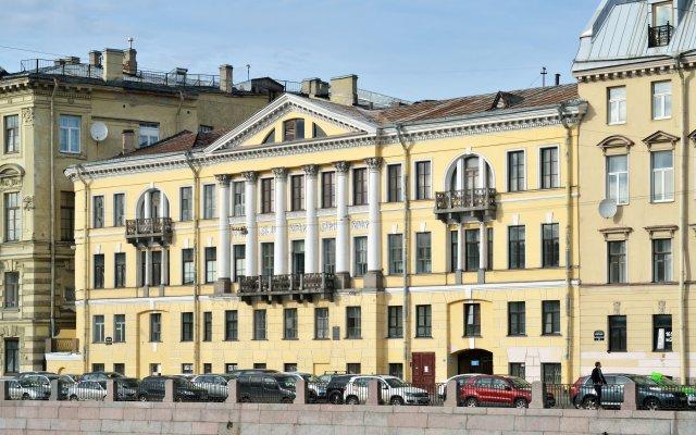 Woman Hostel вид на фасад