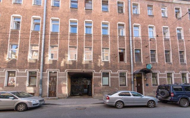 Гостиница Аррентела в Санкт-Петербурге отзывы, цены и фото номеров - забронировать гостиницу Аррентела онлайн Санкт-Петербург вид на фасад