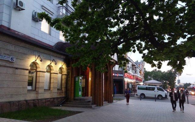 Гостиница Хостел Old square Казахстан, Алматы - отзывы, цены и фото номеров - забронировать гостиницу Хостел Old square онлайн вид на фасад