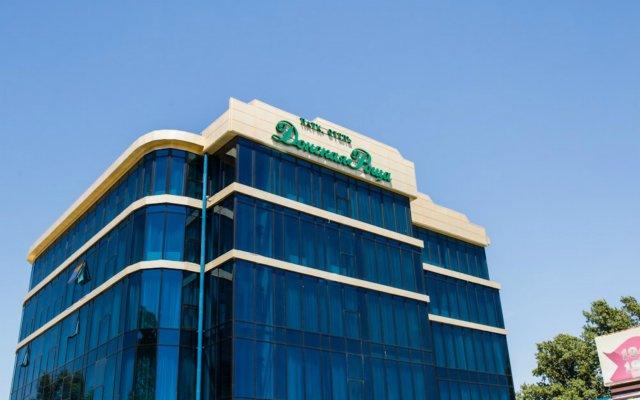 Гостиница Донская роща вид на фасад