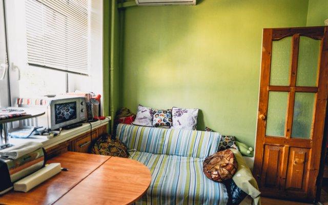 Апартаменты улица Октябрьская комната для гостей