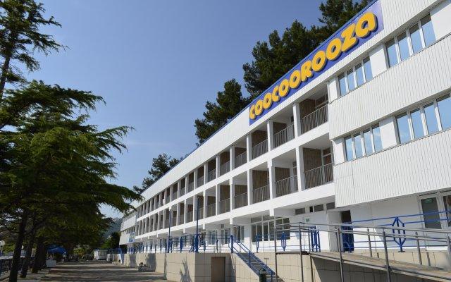 Гостиница Пансионат COOCOOROOZA в Сочи 2 отзыва об отеле, цены и фото номеров - забронировать гостиницу Пансионат COOCOOROOZA онлайн вид на фасад