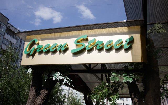 Гостиница Хостел Green Street в Афонино отзывы, цены и фото номеров - забронировать гостиницу Хостел Green Street онлайн вид на фасад