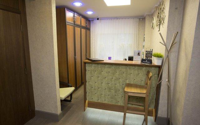 Мини-Отель Квартира №2 комната для гостей