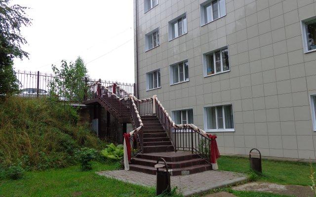 Гостиница Бригантина