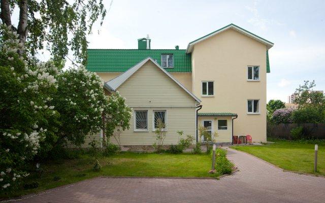 Гостевой Дом Новосельковский вид на фасад