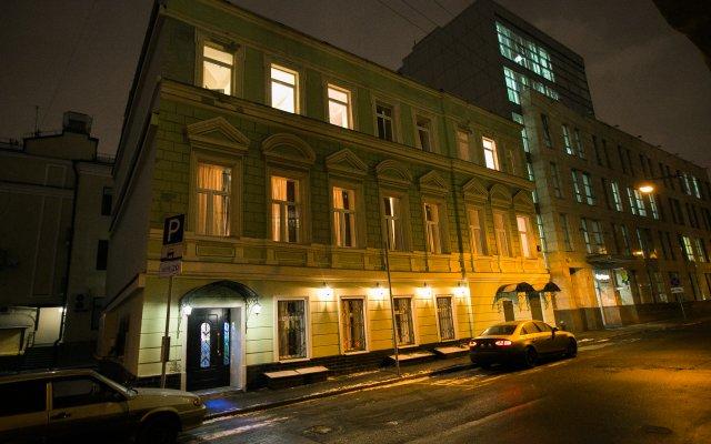Гостиница Ханзер в Москве - забронировать гостиницу Ханзер, цены и фото номеров Москва вид на фасад