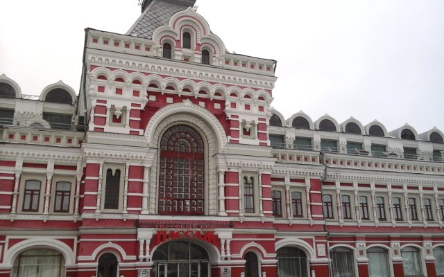 Апартаменты на Совнаркомовской 30