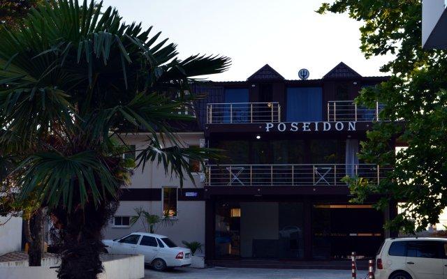 Отель Poseidon 1