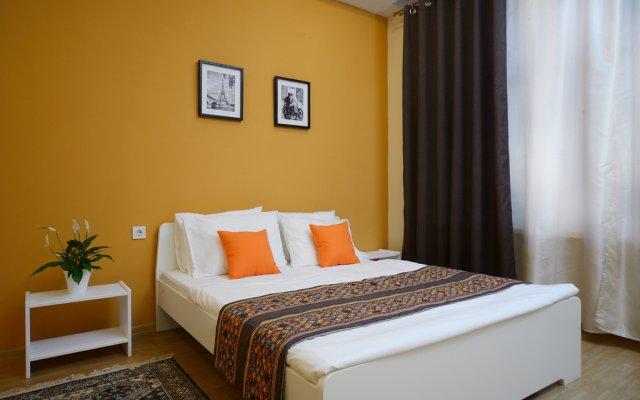 Apelsin Na Sretenskom Bulvare Mini Hotel комната для гостей