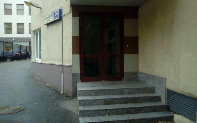 Гостиница Аска вид на фасад