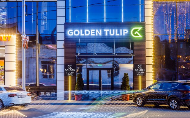 Отель Golden Tulip Krasnodar