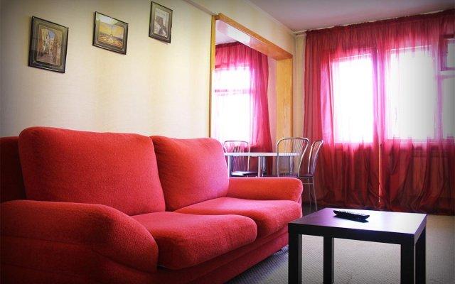 Апартаменты Добрые Сутки на Мухачева 133 комната для гостей