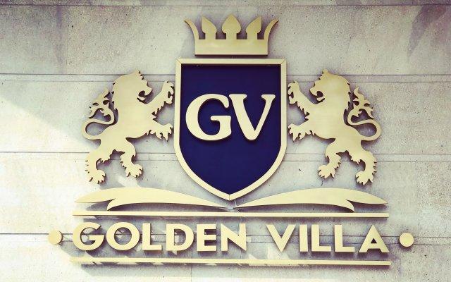 Гостиница Golden Villa в Краснодаре 1 отзыв об отеле, цены и фото номеров - забронировать гостиницу Golden Villa онлайн Краснодар вид на фасад