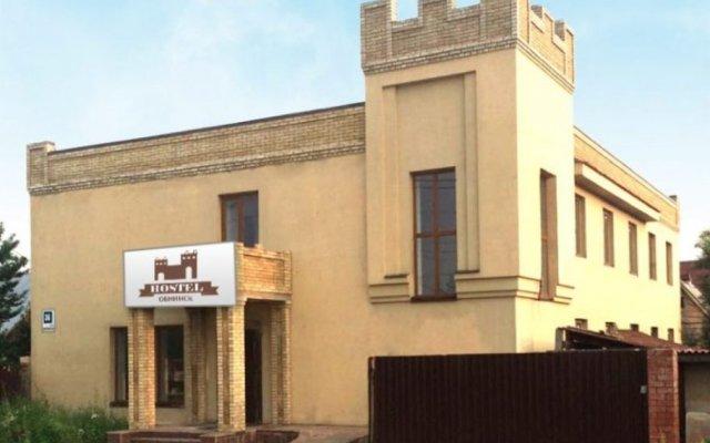 Гостиница Хостел Обнинск в Обнинске отзывы, цены и фото номеров - забронировать гостиницу Хостел Обнинск онлайн вид на фасад