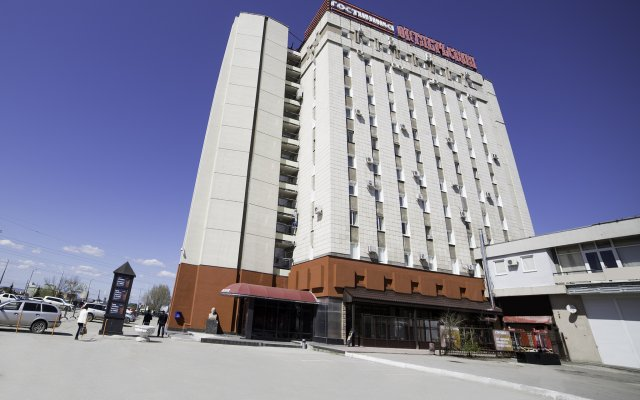 Октябрьская Отель