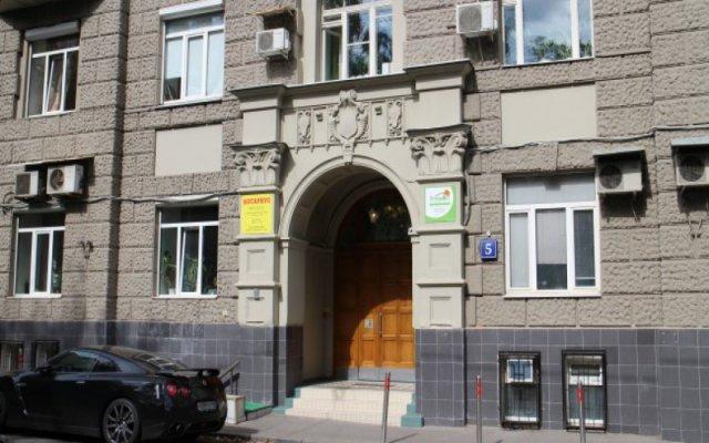 Гостевой Дом Прованс на Курской вид на фасад