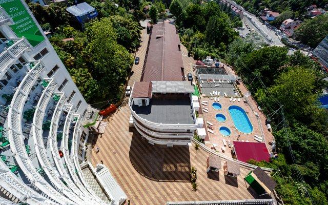 Гостиница Garden Hills в Сочи 9 отзывов об отеле, цены и фото номеров - забронировать гостиницу Garden Hills онлайн