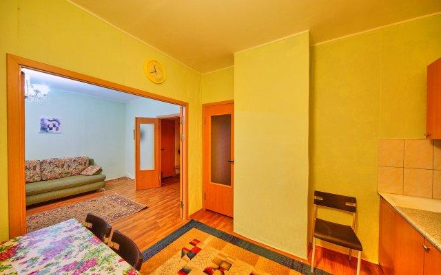 Апартаменты на Волгоградском проспекте комната для гостей